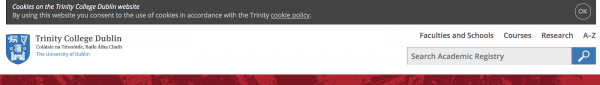 example of cookies on a site