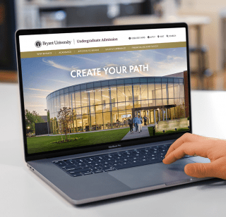 bryant university website